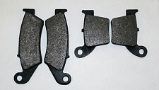 HONDA 2005-2009, 2012-2013 CRF450X / 2002-2013 CRF450R FRONT AND REAR BRAKE PADS