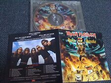 IRON MAIDEN / holy smoke /JAPAN LTD CD