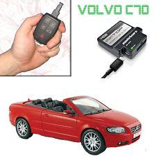 STHFVO1 SmartTop Volvo C70 depuis 2006 décapoter à distance et en roulant