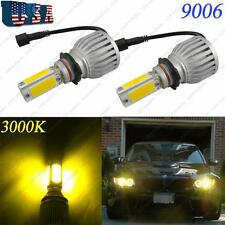 Super Bright 3000K 9006 HB4 9012 LED Conversion Kit For Headlight Fog Light 48W