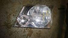2002 2003 2004 2005 FORD EXPLORER Driver Left headlight OEM