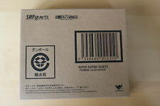S.H. FIGUARTS BANDAI DRAGON BALL SUPER VEGETA PREMIUM COLOR EDITION JAPAN NEW