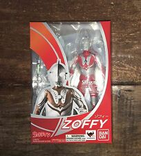 S.H. Figuarts Ultraman Zoffy Bandai Action Figure Tamashii Nations