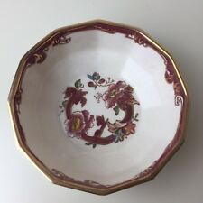 Mason's Ironstone, Red Mandalay, Small Round Dish. Display, Sweets, Nibbles VGC