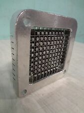 """* BRAND NEW * COMMERCIAL H.D. ¼"""" FRENCH FRIES CUTTING BLADE AND PUSHER PLATE"""