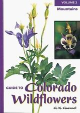 Mountains - Guide to Colorado Wildflowers Volume 2-ExLibrary