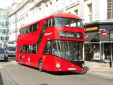 New bus for London - Borismaster LTZ1259 Stagecoach 6x4 Quality Bus Photo B