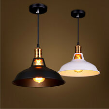 AU Stock Vintage Industrial Pendant Lights Lamp Bar Shop Home Lighting Fitting