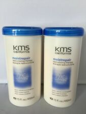 "2 X KMS California Moistrepair Restructuring Therapy ""Original Formula"" 15 oz"