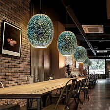 Creativity 3D Modern Ceiling Lamp Light chandelier Glass Pendant Bar Lighting