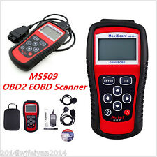 MaxiScan MS509 OBD2 OBDII EOBD Scanner Car Code Reader Engine Tester Diagnostic