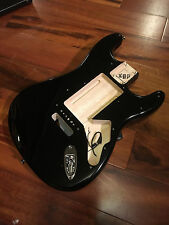 XGP Guitar Fetish Strat Black Body for Fender Stratrocaster