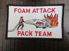 NEW Color Patch Foam Attack Pack Team - Sew On