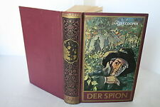 Karl May Bamberg ROT James F. Cooper - Der Spion