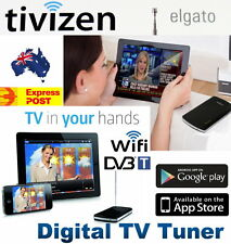 Tivizen Portable WiFi DVB-T Digital TV Tuner for iPad iPhone Android Smartphones