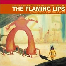 Yoshimi Battles the Pink Robots by The Flaming Lips (CD, Jul-2002, Warner Bros.)