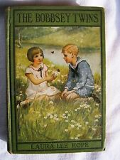 The Bobbsey Twins  -1928 Laura Lee Hope Reprint edition #1 in series