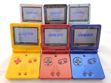 AGS 101 Nintendo GBA SP Game Boy Advance Console System Gameboy
