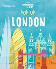 Pop-Up London by Lonely Planet Hardcover Book (English)