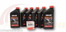 Yamalube Genuine Complete Oil Change Kit XV1900 C/CS/M 20W-50