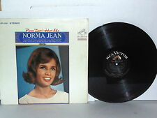 NORMA JEAN Please Don't Hurt Me LP Vinyl Stereo Crying Time Then Go Home To Her
