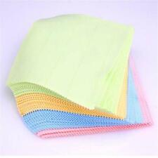 Microfiber Phone Screen Camera Lens Glasses Square Cleaner Cleaning Cloth VD
