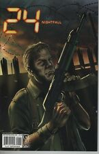 24 Nightfall #1 FOX TV show series comic book Jack Bauer Keifer Sutherland