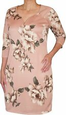 AE2 Funfash Plus Size Clothing Pink Womens Cocktail Dress Made in USA 1x 18 20