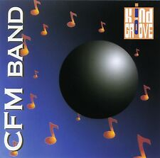 CFM BAND 'CFM Band' Acid Jazz Deep House Funk French fusion. New, sealed CD