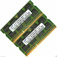 4GB (2X2GB) 1066Mhz DDR3 Memoria Ram PC3-8500 MacBook a1278 2008 a1342 2009 2010