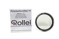 Rolleiflex Polarizer filter  bay VI  in box