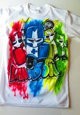 Castle Crashers - Airbrushed Personalized Tee Shirt