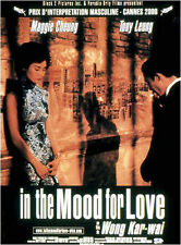 Affiche 40x60cm IN THE MOOD FOR LOVE (2000) Wong Kar-Wai - Maggie Cheung NEUVE