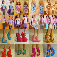 40 pair / lot High Quality shoes For Barbie Doll Fashion Doll accessories