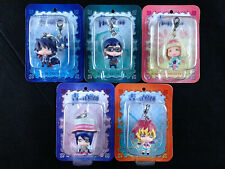 Blue Exorcist Ao no Mascot Charm Figure Complete set of 5 Megahouse New