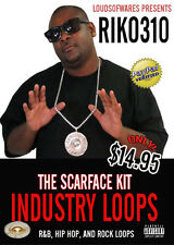 "DRUM SOUND KIT "" The Scarface Kit "" Fruity Loops, Reason, Logic Pro"