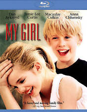 MY GIRL (Blu-ray Disc, 2015, Includes Digital Copy UltraViolet) New / Sealed