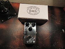 EWS FUZZY DRIVE OVERDRIVE/FUZZ EFFECTS PEDAL AWESOME TONE!