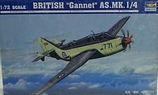 Trumpeter 1/72 British Fairey Gannet AS Mk 1/4 Model Kit 1629