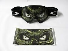Bmx Mx Oakley Scott Monster Energy Goggles Skin Cover