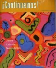 �continuemos With Student Audio Cd Seventh Edition