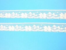 "French Lace Edging- White   5/8"" -176/964 Capitol Imports"
