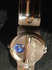 Rare Retro Storm Duel  Flip  watch in full working order