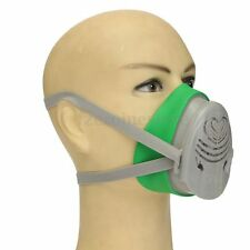 Anti-Dust Respirator Filter Paint Spraying Cartridge Gas Mask Fit Mining Foundry