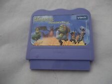 Vtech Vsmile Pre-school Console Game - Shrek Dragons Tale
