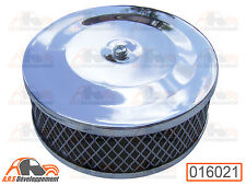 FILTRE air chromé carburateur simple corp de Citroen 2CV DYANE MEHARI  -16021-