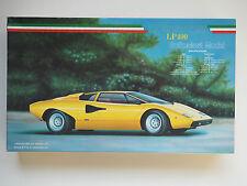 Fujimi 1:24 Lamborghini Countach LP 400 Enthusiast nº em21-1500 modelo Kit