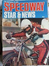 Speedway Star and News 4th September 1971