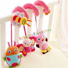 Infant Baby Around The Bed Stroller Toys Revolves Crib Toys Hanging Baby Rattles