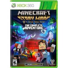Minecraft: Story Mode - The Complete Adventure - Xbox 360